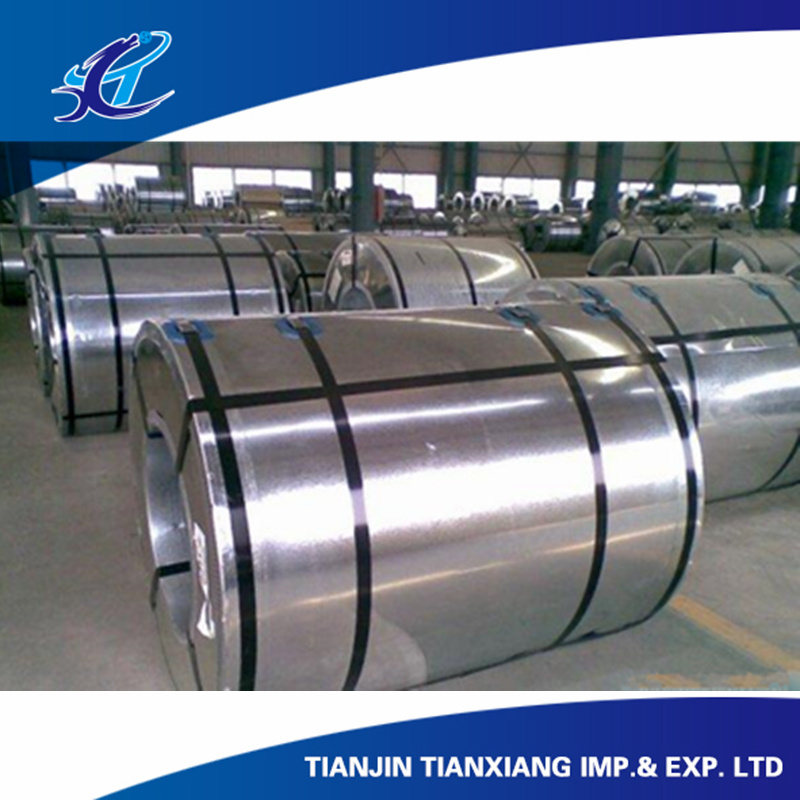 Building Material SGLCC Hot Dipped Galvalume Steel Coil