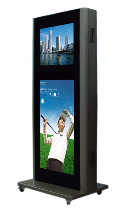 32-85-Inch Outdoorlcd Panel/VAdvertising Display/Outdoor Digital Signage