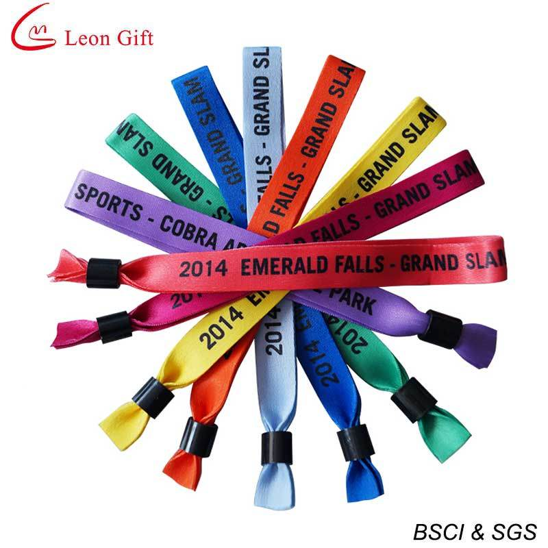 Wholesale Custom Festival Sublimation Wristband (LM1464)
