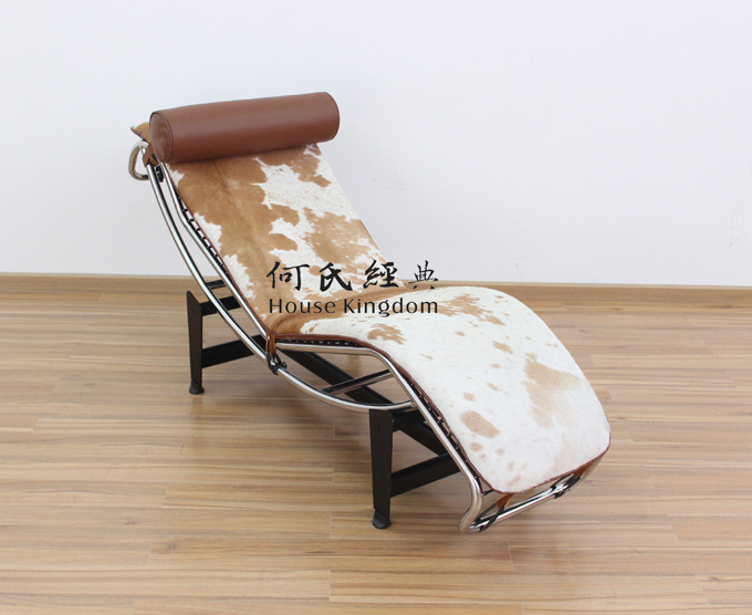 LC4 Chaise Lounger (Y-8034 PONY) Le Corbusiner