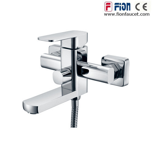 Single Lever Bath and Shower Mixer (F-7201)