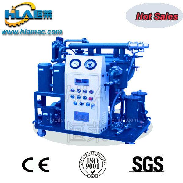 Svp Vacuum Transformer Oil Purification Plant