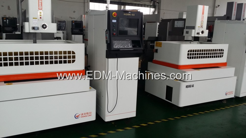 High Cutting Speed, Autocut System CNC Wire Cut EDM Machine