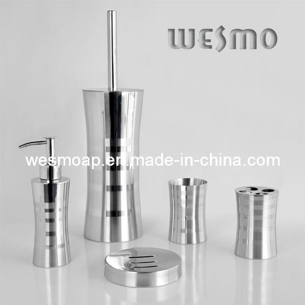china stainless steel bathroom accessories set wbs0510a photos pictures made in. Black Bedroom Furniture Sets. Home Design Ideas