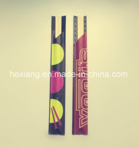 High-Quality Bulk Customized Logo 24cm Chopstick OPP Pack