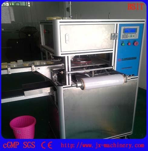 Ht-980A Bar Soap Stretch Wrapper Machine