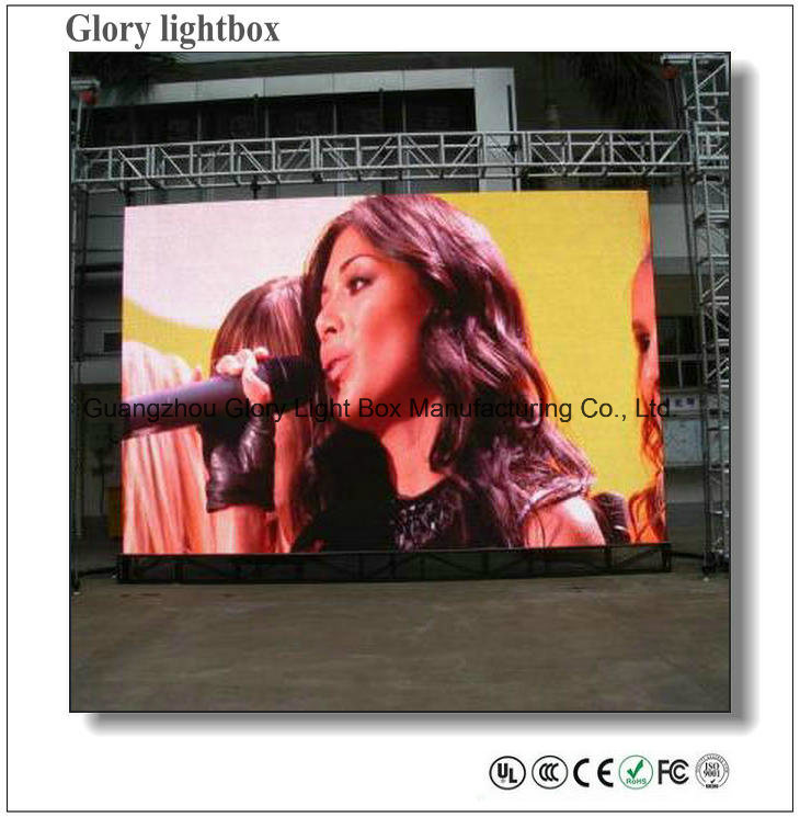 High Quality P5.926 SMD Full Color Aluminum Frame Digital LED Screen