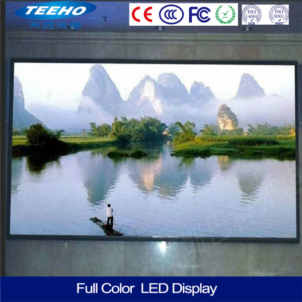 P4 Full Color Indoor Fixed LED Display Screen