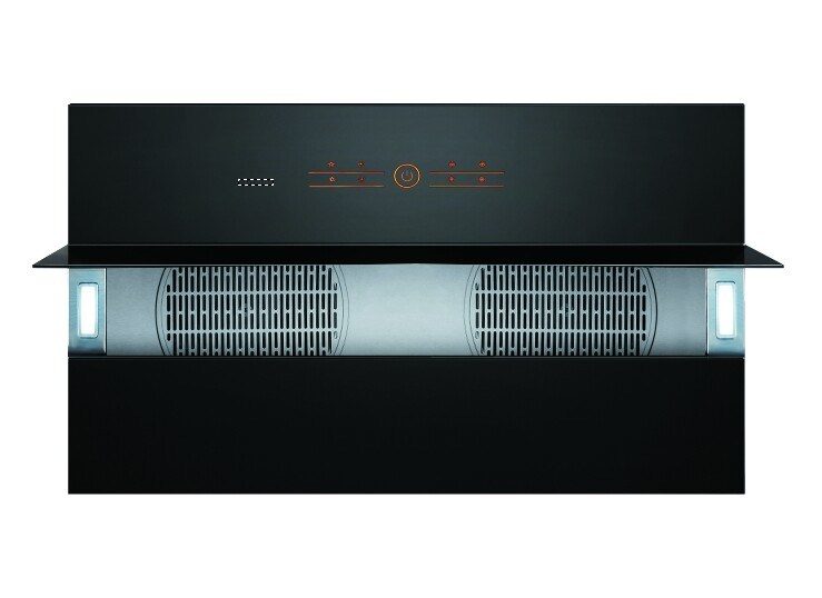 Kitchen Range Hood with Touch Switch CE Approval (QW-A2)