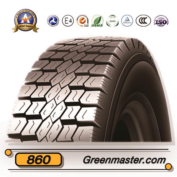All Steel Radial Truck Tire TBR Tire 11r22.5