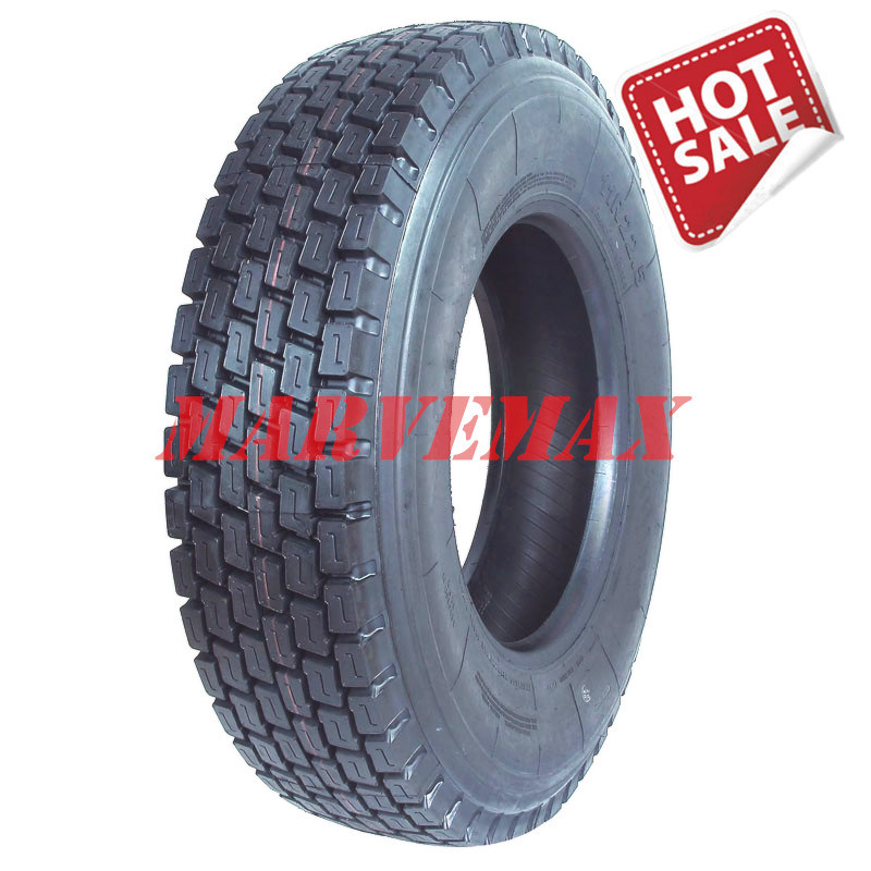 Extra Deep Tread, High Quality 11r22.5 Tire