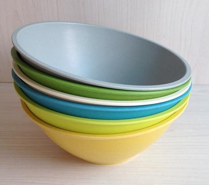 Biodegradable Bamboo Fiber Salad Bowl (BC-SB1002)
