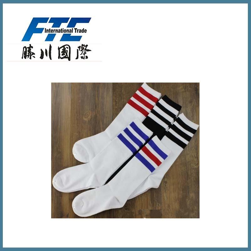 100% Cotton Custom Dry Fit Running Sports Socks