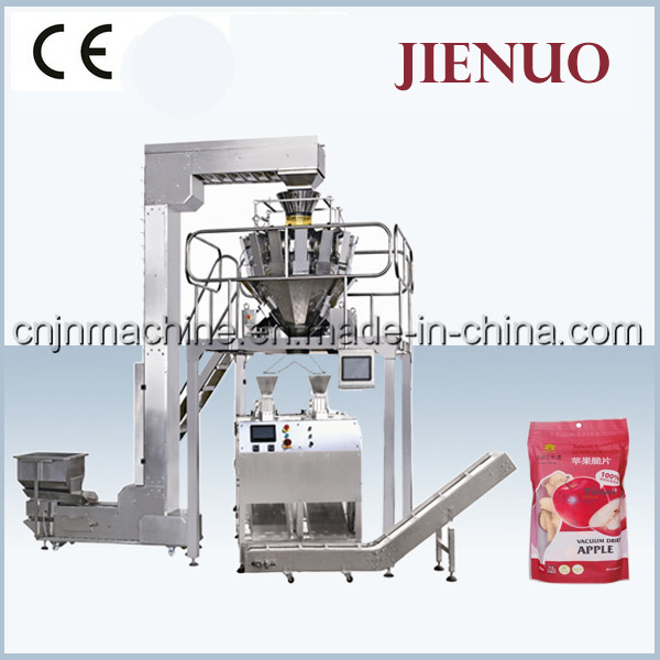 Jienuo Automatic Food Pouch Candy Packing Machine (JN-300-A)