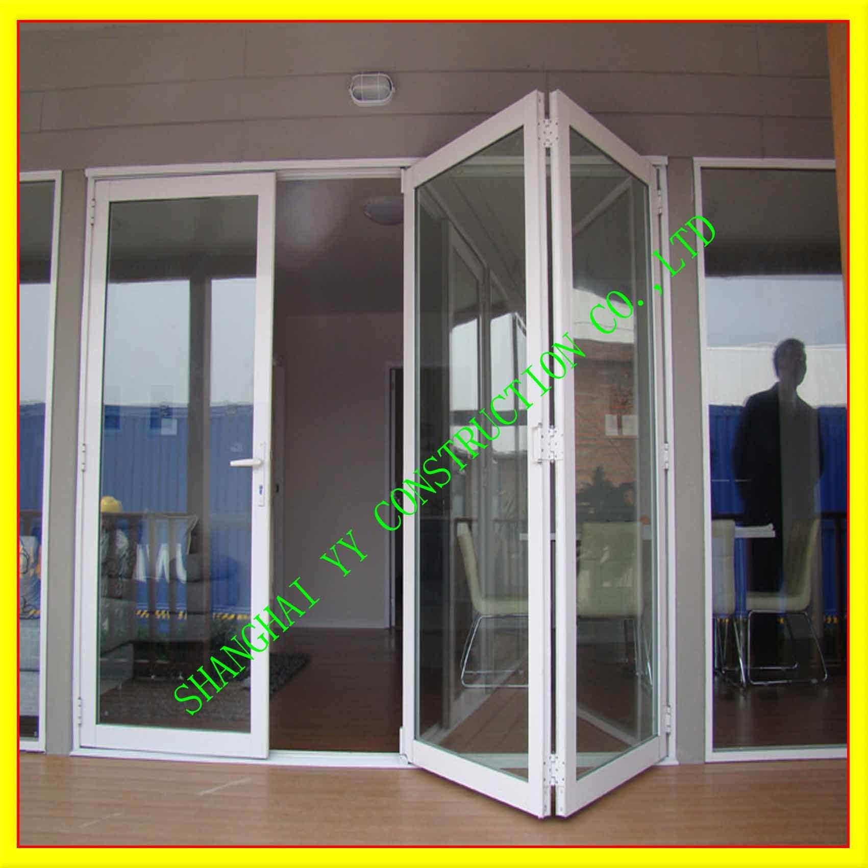 Pvc Folding Door : Pvc folding door china