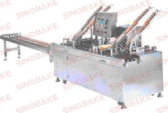 Sandwich Biscuit Making Machine