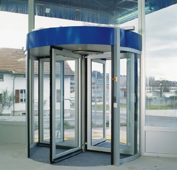 Revolving Door (RST-M4) Four Wings