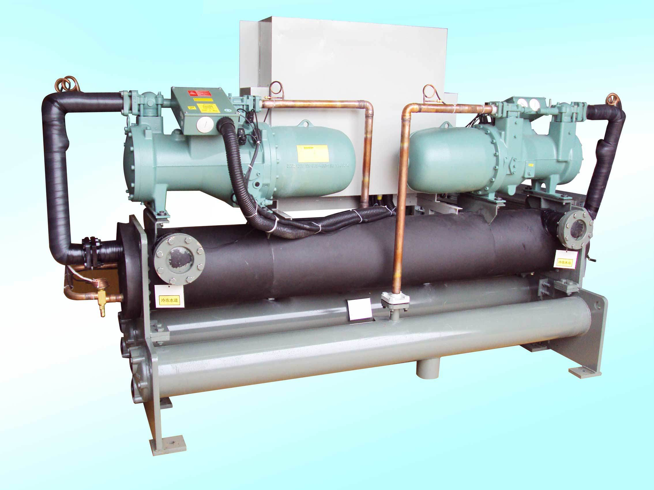 Water Chiller (HWWL) China Water Chiller Screw Chiller #27A0A4