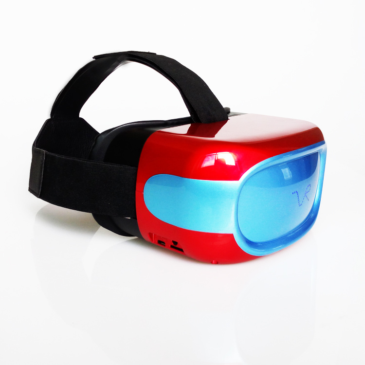 2016 New Quad Core 3D Vr Glasses HMD