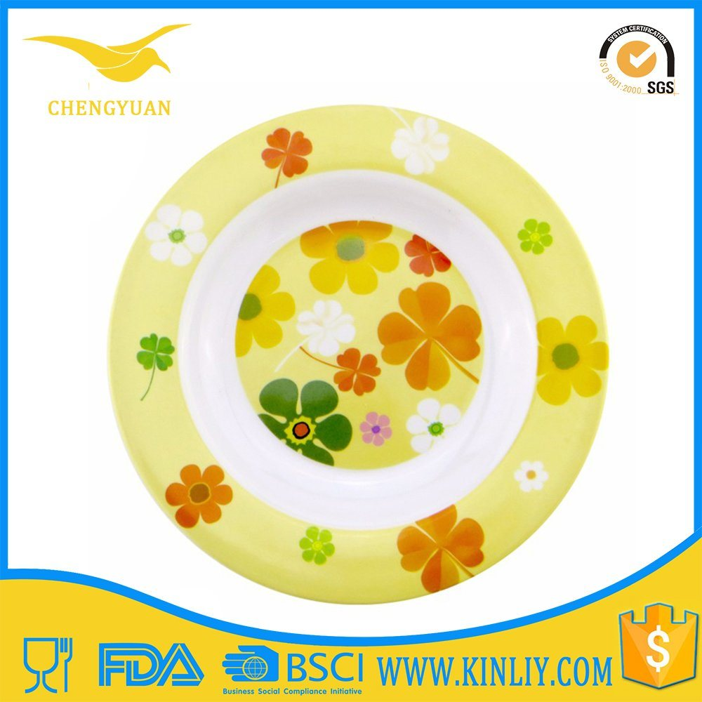 Cheap Melamine Unique Holiday Tableware Serving Dishes Outdoor Dinnerware