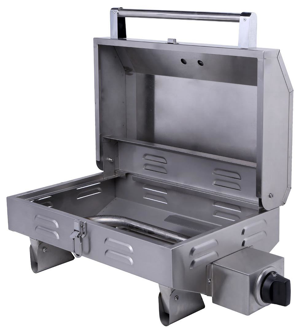 Gas Grill Portable Tabletop BBQ