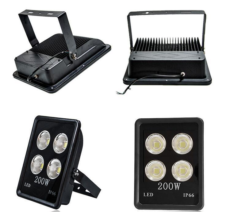 85-265VAC 3 Years Warranty Outdoor LED Flood Lights