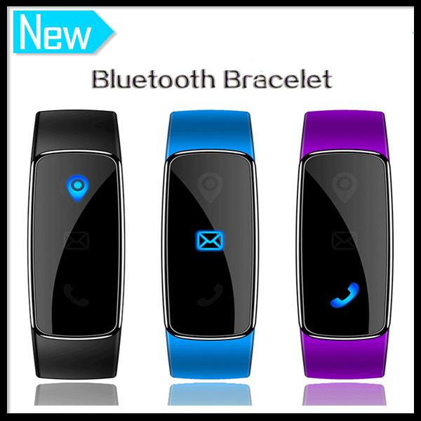 Bluetooth 4.0 Smart Bracelet Watch Bracelet for Android Phone