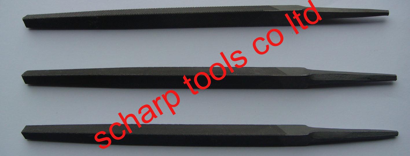 Triangular Steel Files