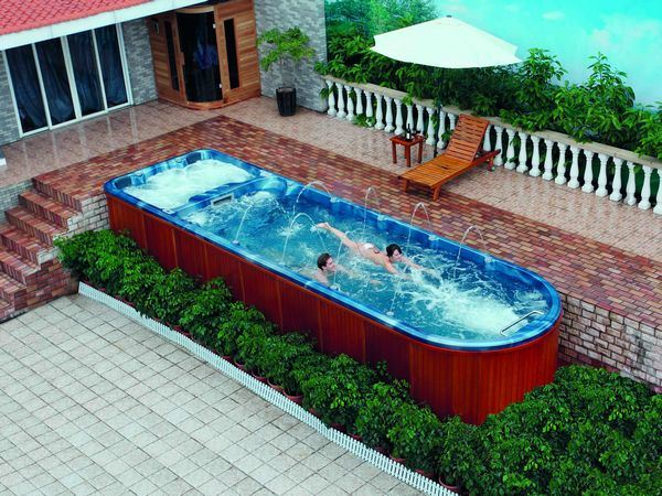 china 2012 new swim spa s08m china swim spa outdoor spa. Black Bedroom Furniture Sets. Home Design Ideas
