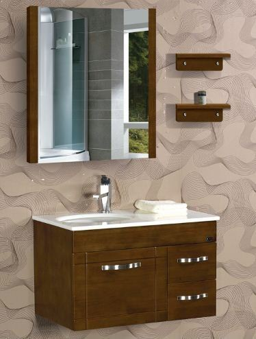 Contemporary Bathroom Vanities on Modern Bathroom Vanities  Sm 609    China Bathroom Cabinet Bathroom
