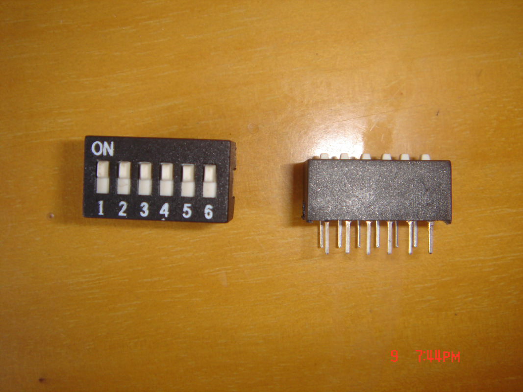 DIP Switch for Piano