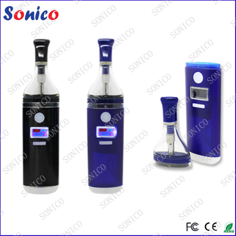 Portable Torch Electric Cigarette, Vino Electronic Cigarette, Liquid E-Cigarette with Variable Colors