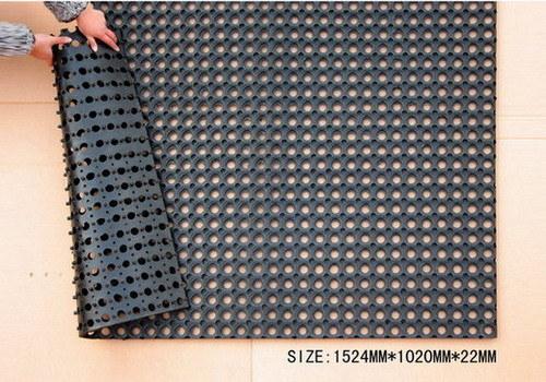 Anti-Slip Rubber Mat, Door Cushion