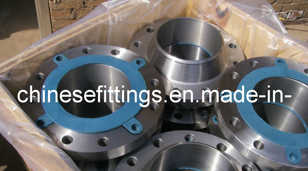 Forged Weld Neck (WN) Carbon Steel Flanges