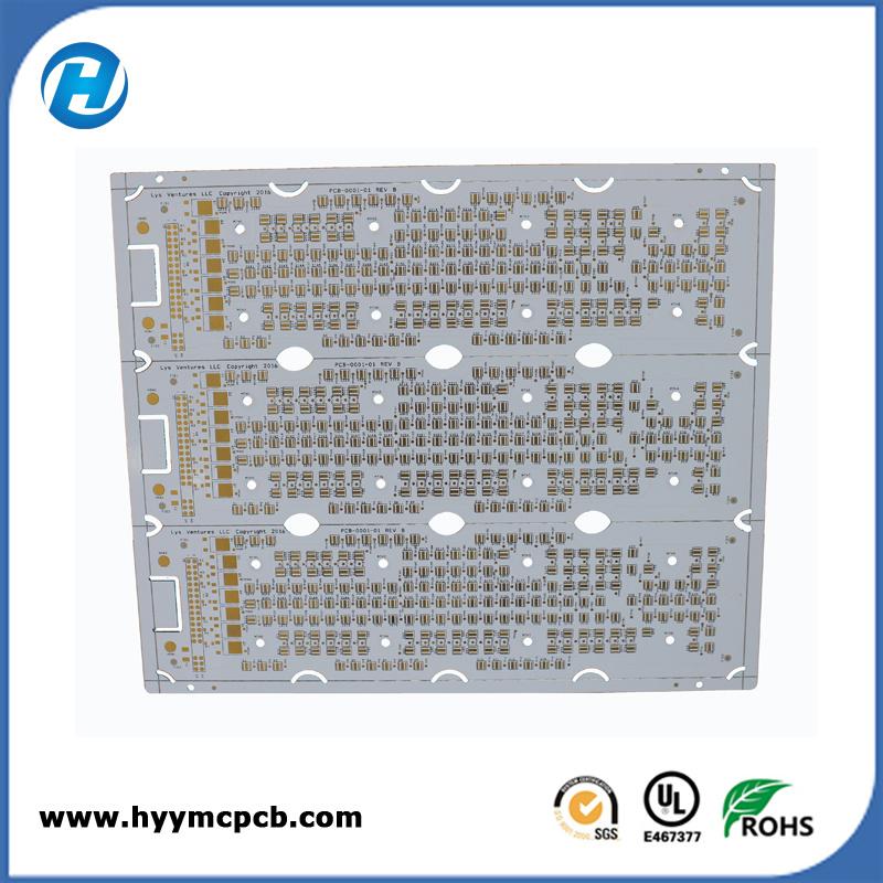 Lead Free HASL LED PCB Wtih UL Certification