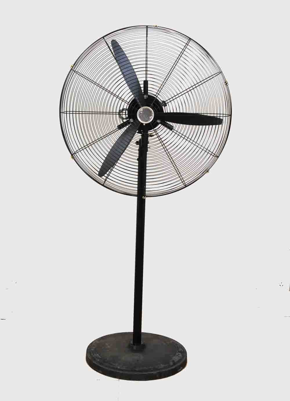 Electric Floor Fans : China floor type industrial electric fan dense mesh fs