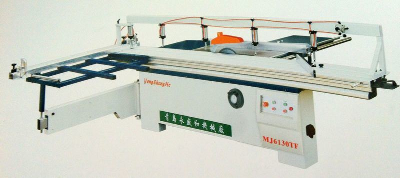 Precision Wood Cutting Sliding Table Saw