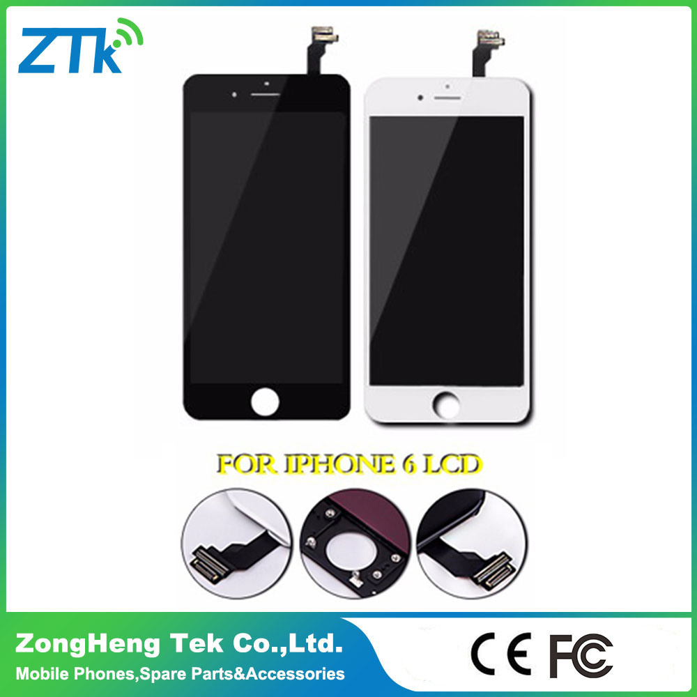 Best Quality Mobile Phone LCD Display for iPhone 6 Touch Screen