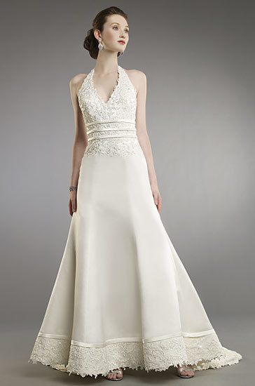 Vintage Wedding Dresses F087