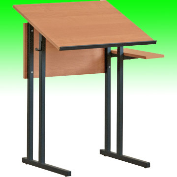 Drawing Desk SH0830 China School desk Drawing table