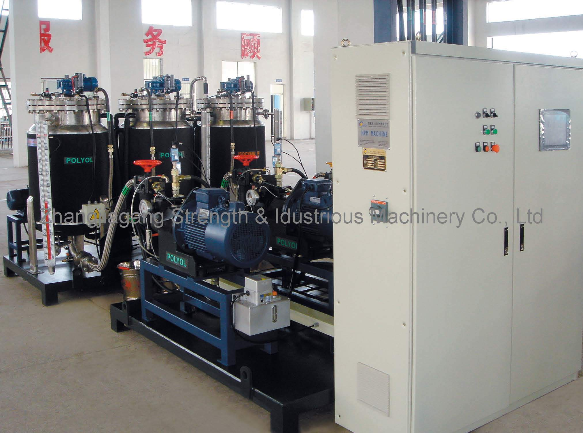 Multi-Component High Pressure Foaming Machine