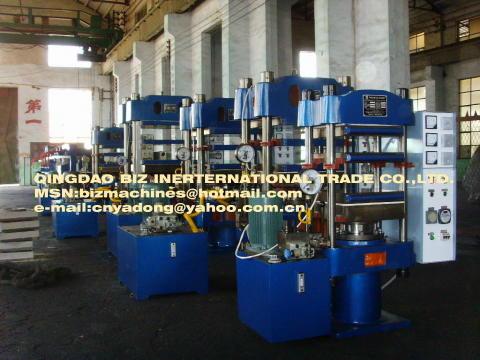 Plate Vulcanizing Press (XLB-0.50MND400X400)