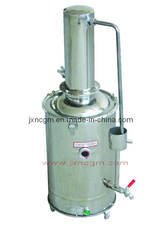 Commercial Water Distiller ~ China electric water distiller used in laboratory to make