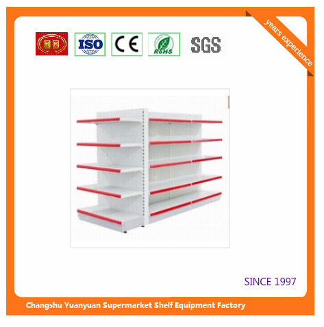 Metal Supermarket Shelf Store Fixture 08105