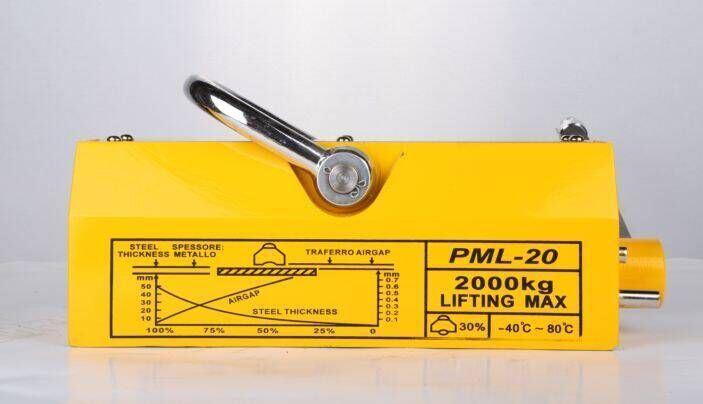 Manual Permanent Lifting Magnet