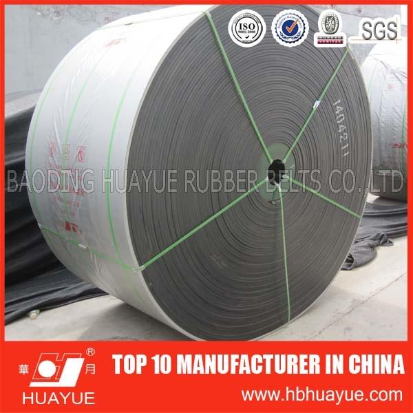Quality Assured 800s Flame Resistant Rubber Conveyor Belt System Width400-2200mm