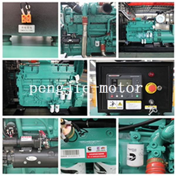 electrical Equipment 150kw Open Type Diesel Generator for Sale