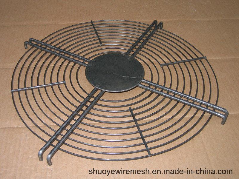 PVC Coated Metal Fan Guard
