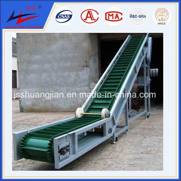 Professional Conveyor Factory DJ Big DIP Angle Belt Conveyor Pipe Conveyor Wide Useful