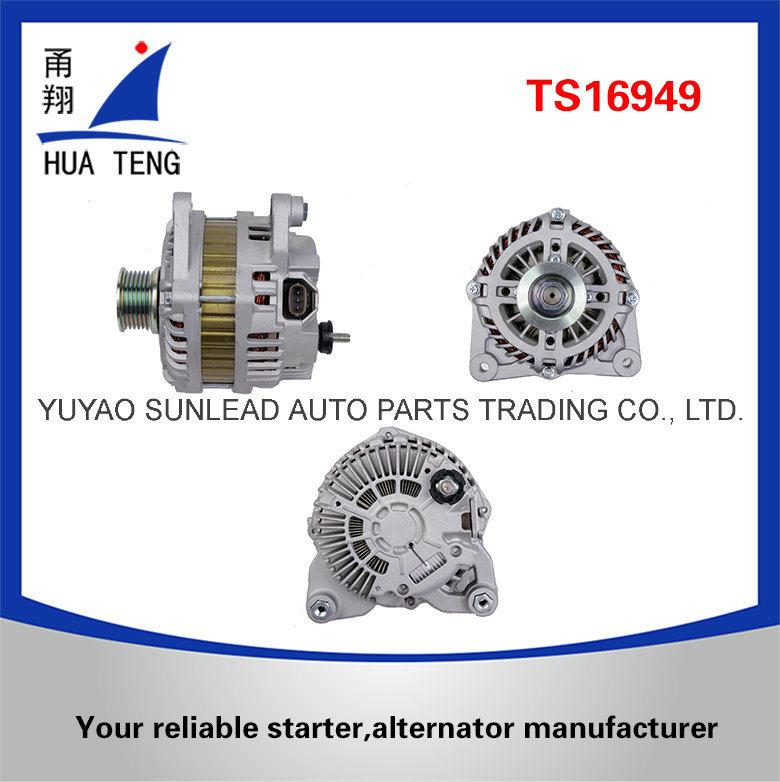 12V 120A Alternator for Nissan Motor Lester 11344 A2tj0291